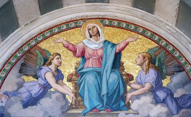 Na wzór Maryi - dzień skupienia